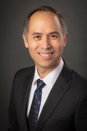 Dr. Andrew Carroll, a practicing family physician in Chandler, Arizona, and a member of the American Academy of Family Physicians Board of Directors, is pictured in this undated photo.