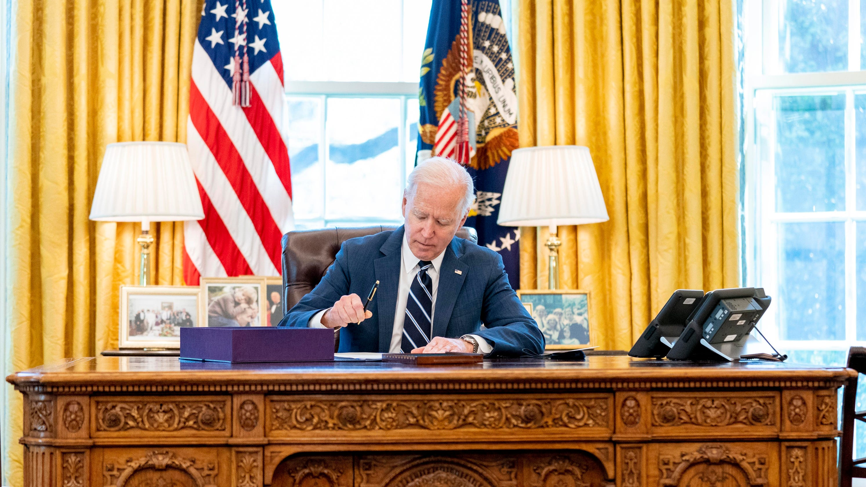 What Republicans don't get: Biden's oversized COVID relief package is a new start for America thumbnail