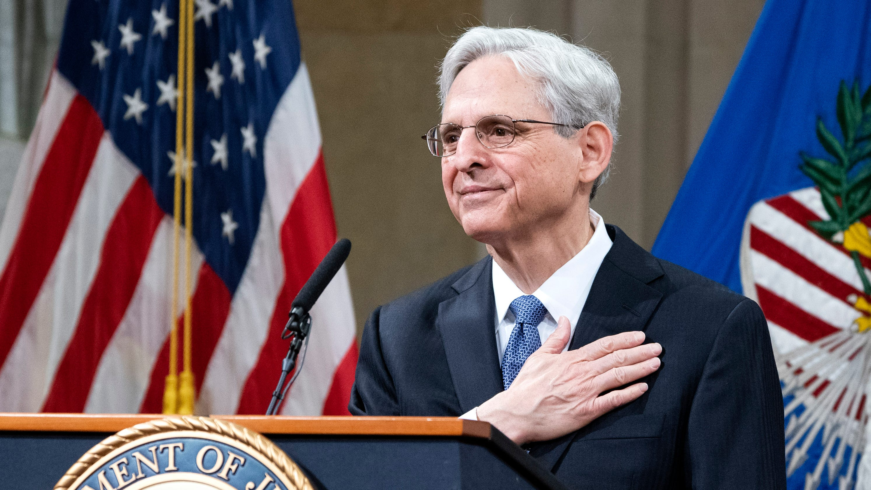 AG Merrick Garland vows to protect voting rights, beef up DOJ civil rights division