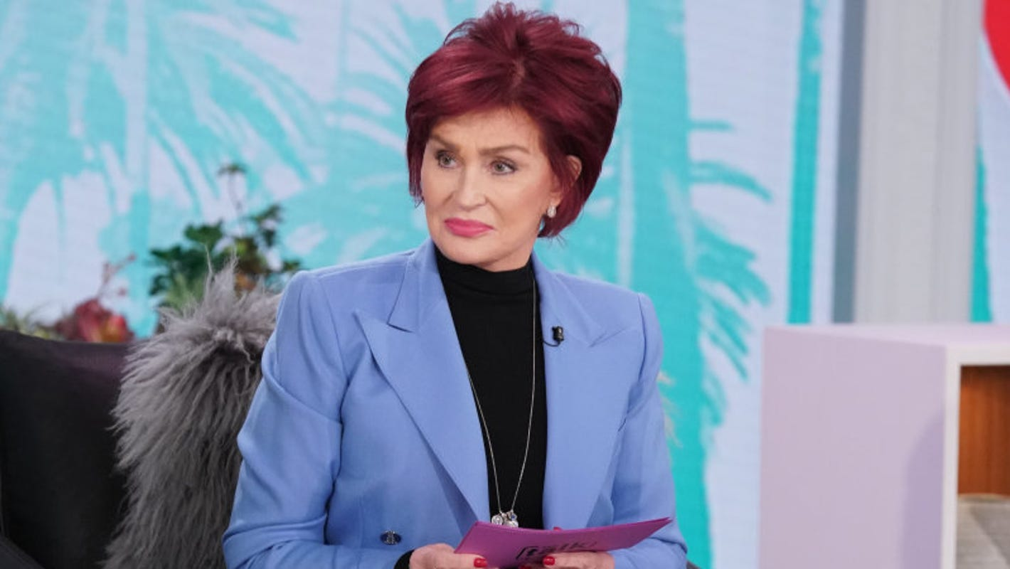 Sharon Osbourne gives Bill Maher first interview since leaving 'The Talk': 'I'm angry. I'm hurt.'