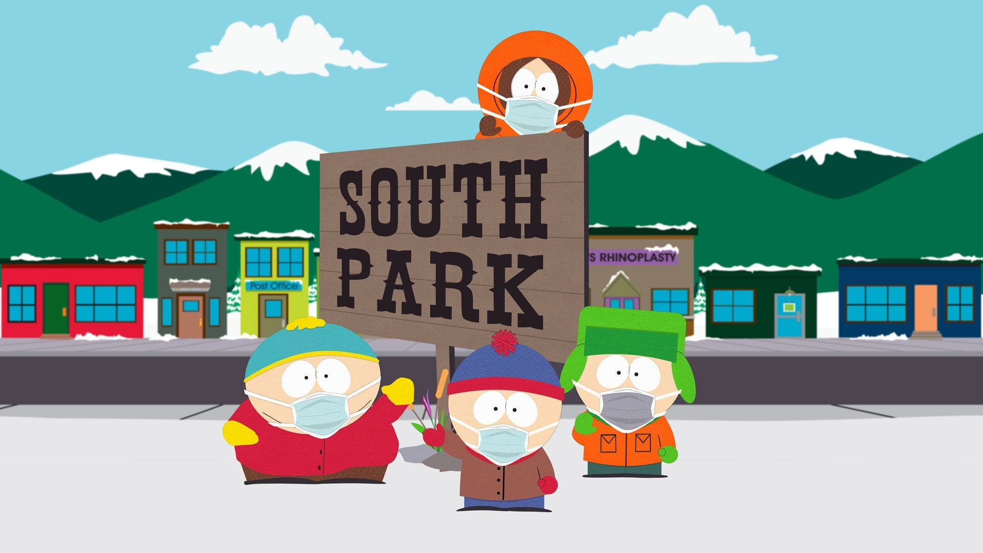 Five ways  South Park  tackles our  painfully true  reality in new vaccination special