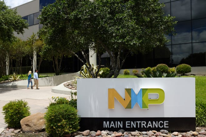 NXP Semiconductors operates two chip fabrication facilities in Austin