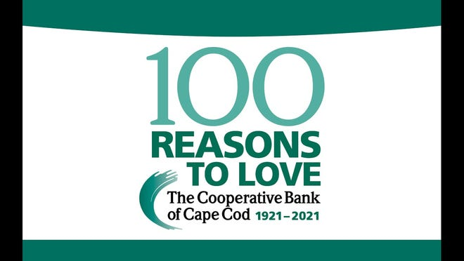 The Coop's commemorative logo is designed to celebrate the bank's continued commitment to the community it serves.