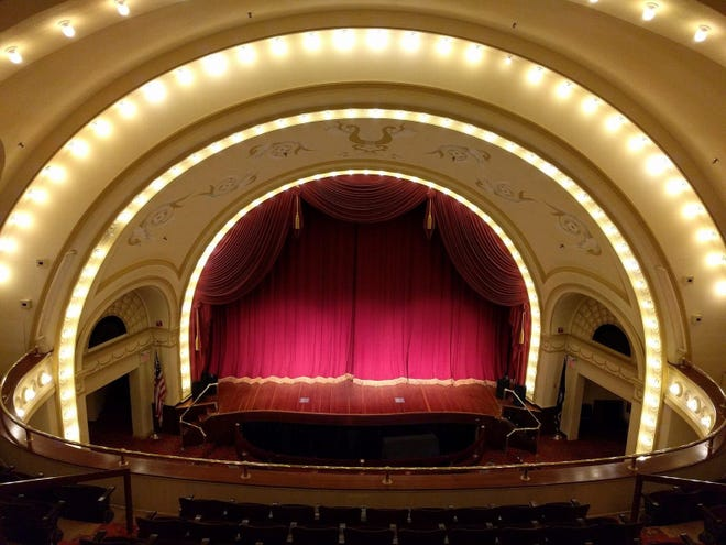 The Cheboygan Opera House recently received a $40,000 grant that will help the facility reopen and partially recover from the financial hardships caused by the COVID-19 pandemic.