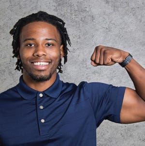 Jaylin Brower is the founder of Peak Performance, a fitness company in Asheboro that helps student athletes recover from injuries.