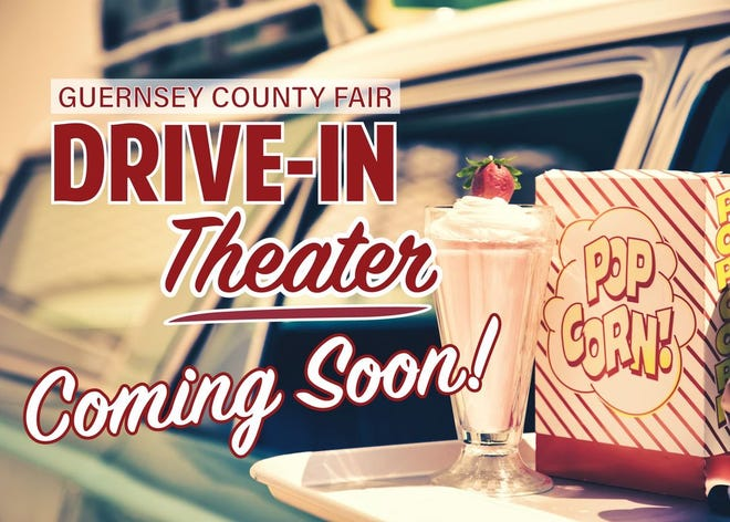 Guernsey County Fair hosting drive-in movies in May, June and July at the fairgrounds in Old Washington.