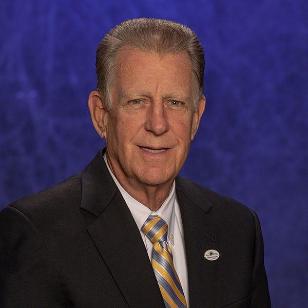 Volusia County Councilman Ben johnson