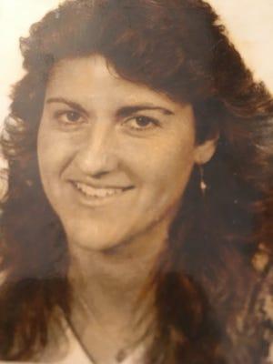 Daytona Beach News-Journal reporter Eileen Zaffiro-Kean