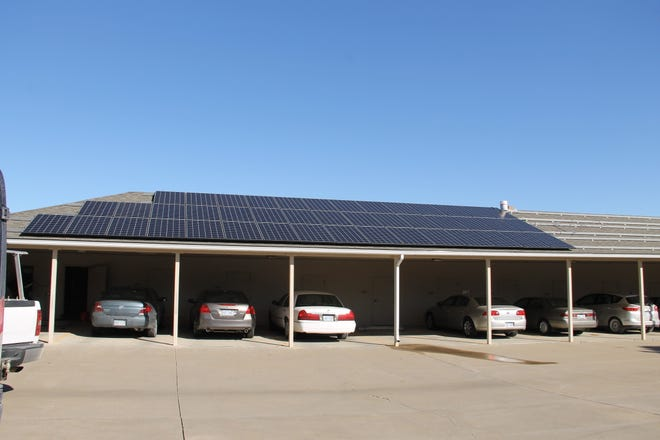 Two years after installing 97solarpanels to help reduce energy costs and carbon emissions, Kidron Bethel Village is seeing returns at a greater rate than was initially expected.