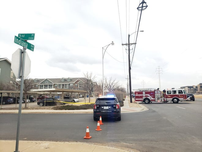 Lubbock police responded to a deadly shooting Friday afternoon in the 200 block of Indiana Avenue.