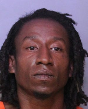 Mandel Baker, 35, faces a manslaughter charge after the victim police say he punch in January died on March 7 without ever regaining consciousness. [PROVIDED PHOTO]
