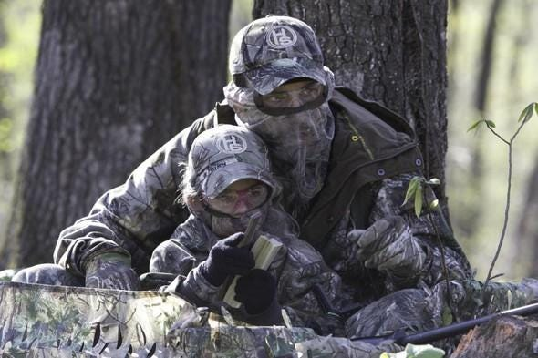 MDC invites new turkey hunters to register for a mentored youth turkey hunt in Clark County April 9–10. Early registration is encouraged.