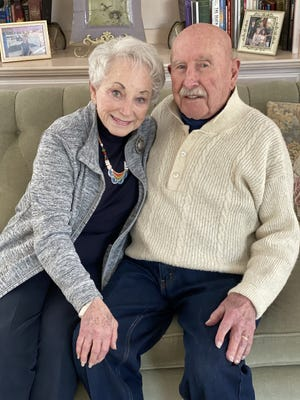 Doris and Charlie Moss will celebrate their 70th wedding anniversary on March 17, 2021. The couple has lived in Mount Shasta for more than 50 years.