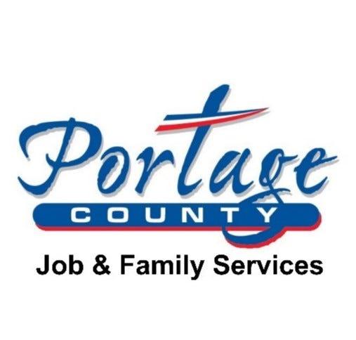 Portage County Job & Family Services logo