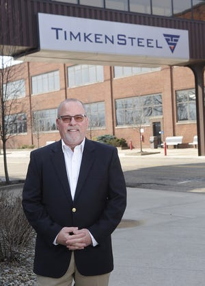 Mike Williams, the new president and chief executive officer at TimkenSteel, brings more than 25 years of metal industry experience to a leaner company.
