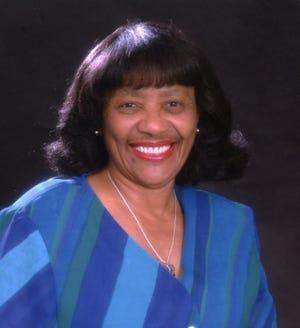 Helen Williams Bronson, courtesy of Bethune-Cookman University