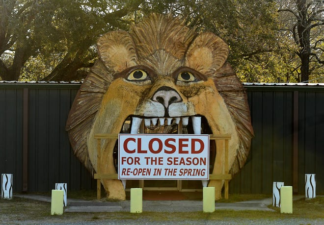 Following a Feb. 2 inspection by the U.S. Department of Agriculture, the Tregembo Animal Park at 5811 Carolina Beach Road in Wilmington was cited for lack of veterinary care and unclean facilities, according to a press release from the PETA animal rights group. [KEN BLEVINS/STARNEWS]