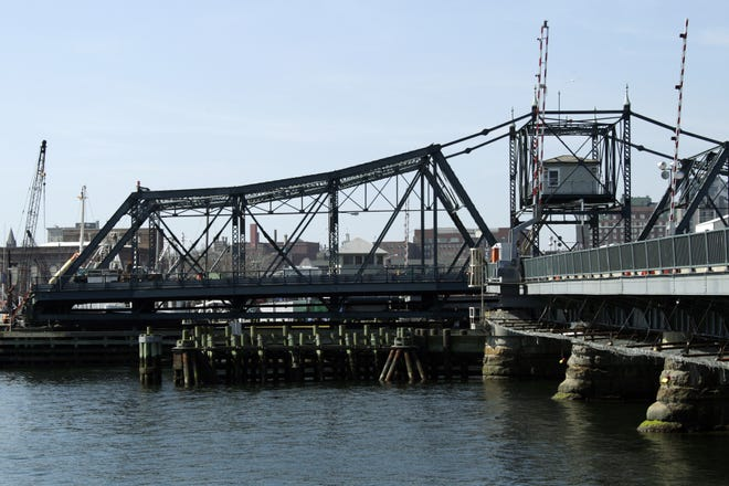 The New Bedford-Fairhaven Bridge will be closed overnight from March 17 to March 18.