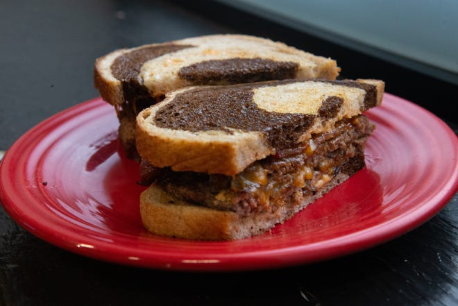 Vince's Party Melt is the newest menu item at The Pennant.