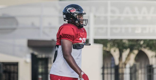 New Florida commit Tony Livingston is a consensus four-star recruit.