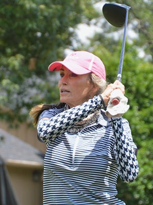 Ennis golfer Olive Henry finished as runner-up in the Texas Golf Association's 2021 Women's Eclectic in Galveston on Tuesday, losing a one-hole playoff to Anna Morales of Austin.