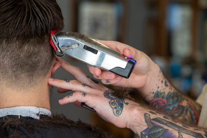Barbering is one of the many professions in Kansas that needs licensing. Under a bill, out-of-state barbers would have a much easier time getting a Kansas license.