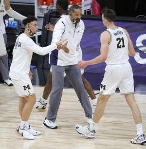 Michigan coach Juwan Howard is an excellent example for those who look like him. He might influence those who don't to hire those who do.