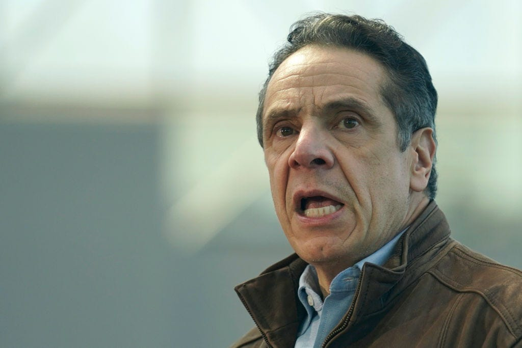 Schumer, Gillibrand call on NY Gov. Cuomo to resign 2
