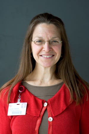 Eleanor Liebson is a licensed occupational therapist and driving rehabilitation specialist at the Cayuga Wellness Center.