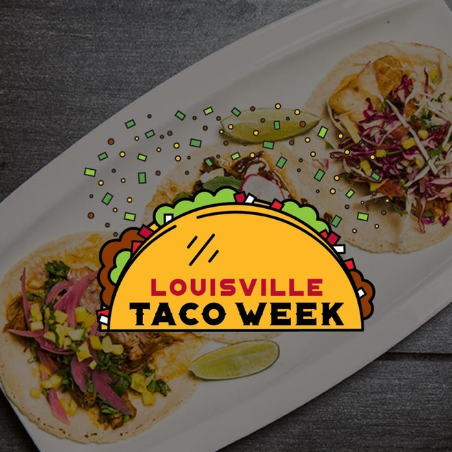 The first Louisville Taco Week will run from April 12 to April 18, 2021.