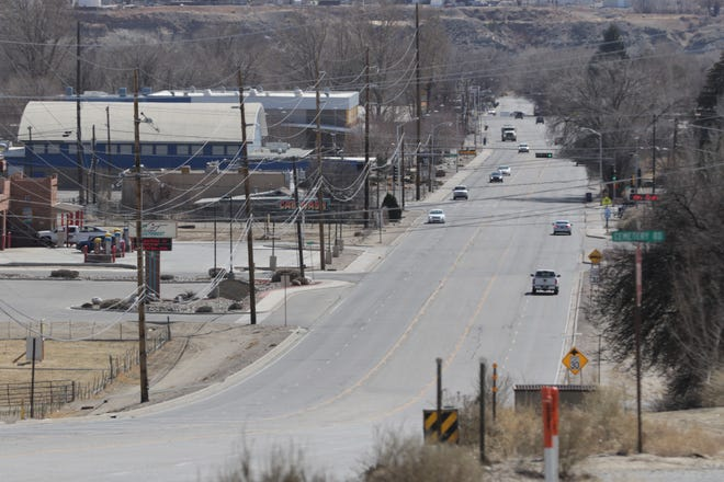 The New Mexico Department of Transportation is planning to work on U.S. Highway 550, known as North 1st Street in Bloomfield.
