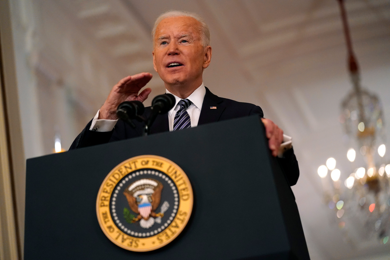 Gun control legislation or executive orders? Here s what President Biden is considering