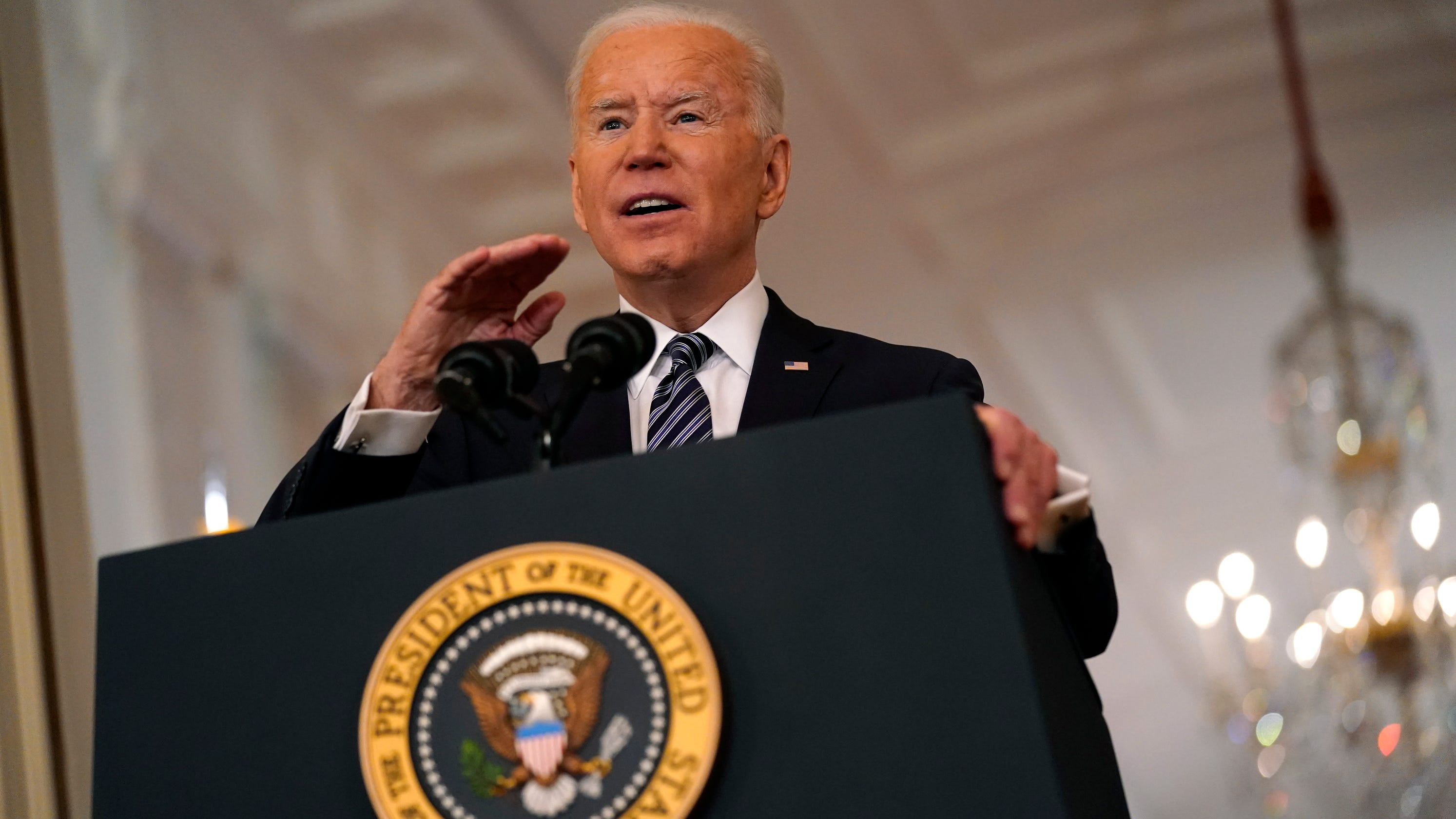 Gun control legislation or executive orders? Here's what President Biden is considering – USA TODAY