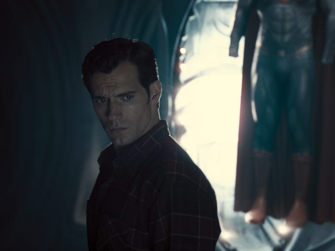 """Superman (Henry Cavill) is resurrected and has to get his memories back in """"Zack Snyder's Justice League."""""""