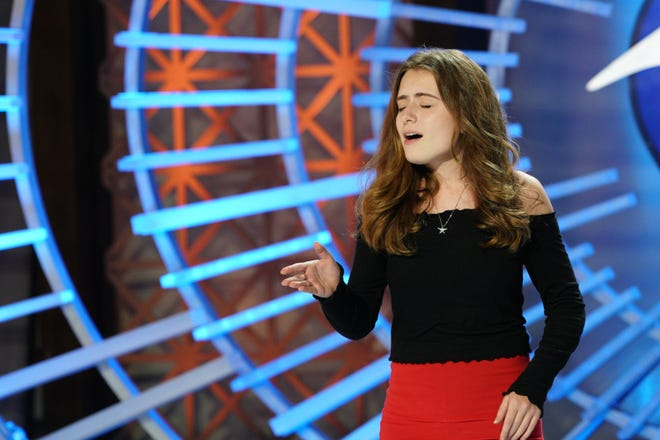 "Before her ""American Idol"" audition, the Brianna Collichio, 15, opened up about her battle with cystic fibrosis, which has made her prone to chronic lung infections."