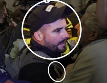 Joshua James, a member of the Oath Keepers, is among those charged  in relation to the riot in the U.S. Capitol on Jan. 6.