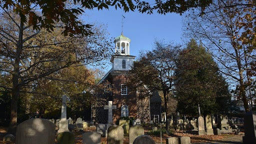 Old Swedes Historic Site, 606 N. Church St., Wilmington, is once again open to the public for tours — with new health and safety precautions in place.