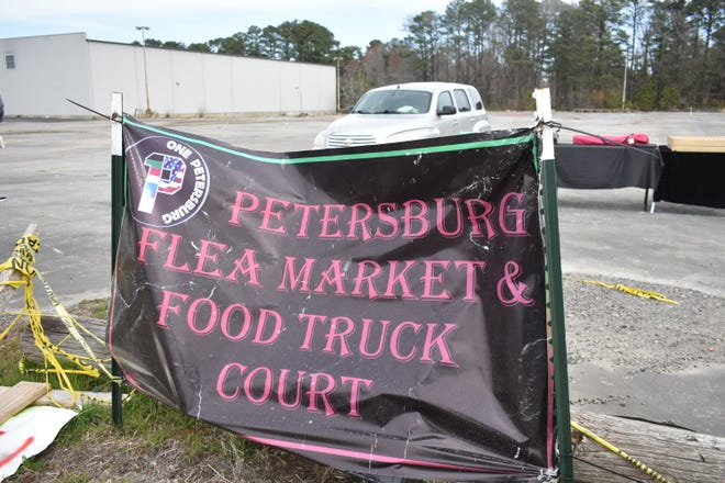 Petersburg's only flea market reopened on March 13 after deciding to close due to COVID-19.