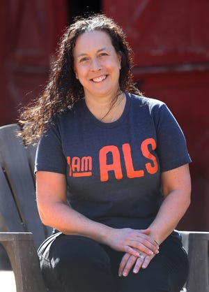 Christa Thompson has become an advocate nationally for legislative changes to ease the way for people diagnosed with ALS since her husband, federal public defender Olin Thompson, was diagnosed with the disease in 2018.