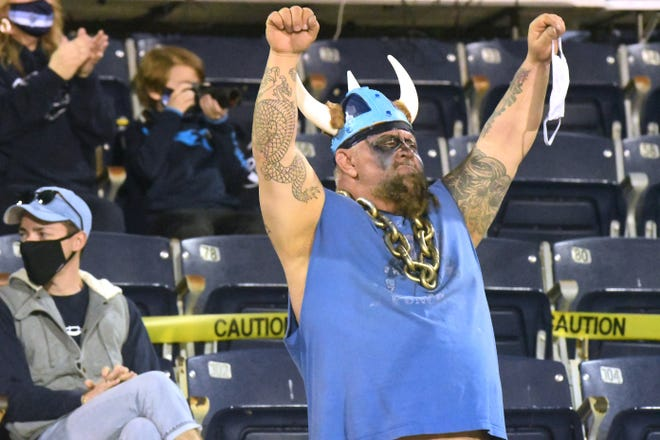 Hoggard fans will get a chance to celebrate against a top team again Friday night.