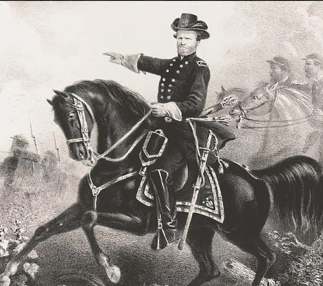 General George Henry Thomas Calvary