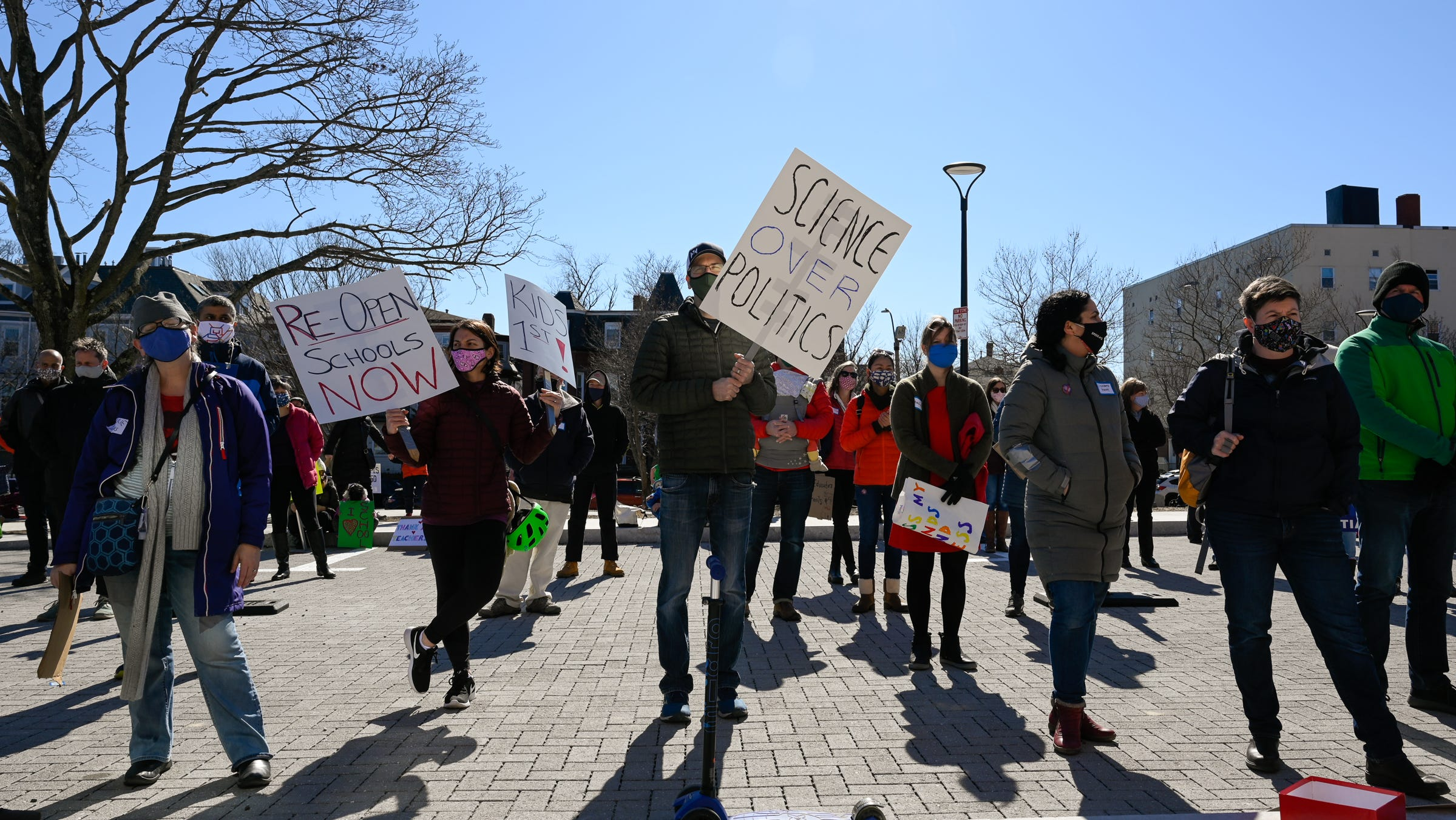 www.wickedlocal.com: Somerville parents call out equity issues in push to reopen schools