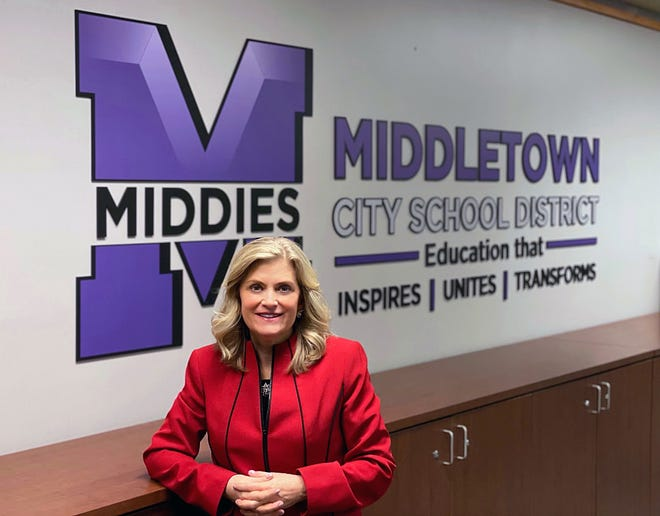 Deborah Houser has been appointed assistant superintendent for the Middletown City School District.