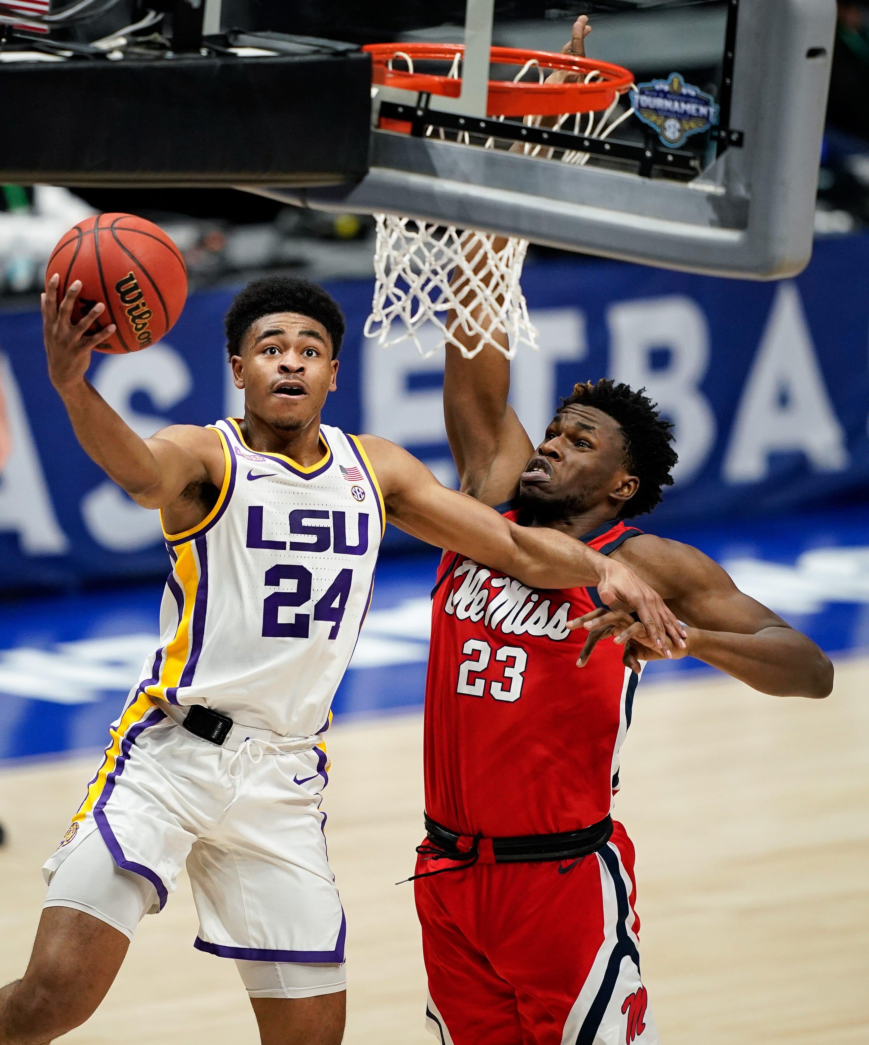 LSU basketball loses fourth player to NBA Draft - Cameron Thomas