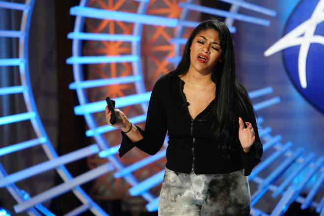 "Another ""American Idol"" standout was Vahhley, a 23-year-old mother from Brooklyn, New York who opened up about struggling with homelessness."