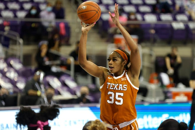 The Longhorns' Charli Collier may be the No. 1 pick in the 2021 WNBA draft.