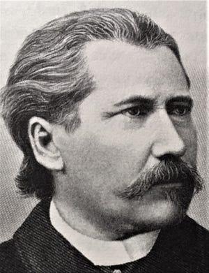 Patrick Walsh, Augusta Chronicle editor, mayor and U.S. senator, died on March 19, 1899.