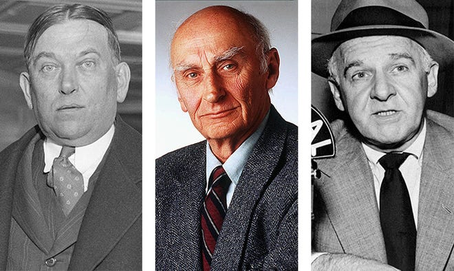 Columnists during the 20th century who tried to coin new phrases included H.L. Mencken, Mike Royko and Walter Winchell.