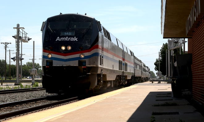 Amtrak announced it will return dining car service for its sleeping car passengers starting June 23. Amtrak resumed the daily operation of the Southwest Chief, which stops in Hutchinson, on June 1.