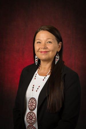 Tammye Gwin, director of strategic development with the Choctaw Nation